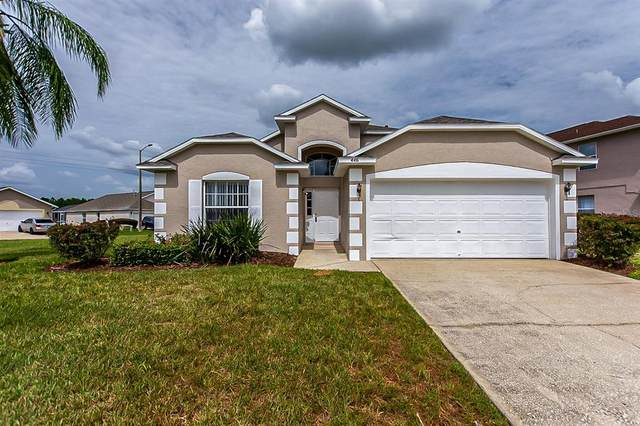 446 High Point Drive, Davenport, FL 33837 (MLS #O5968264) :: The Curlings Group