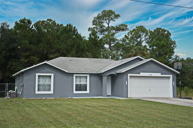 717 Cloverleaf Boulevard, Deltona, FL 32725 (MLS #O5968489) :: The Light Team