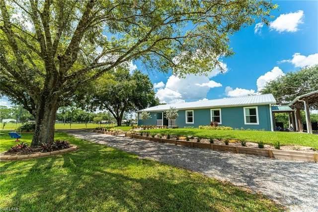 2100 Scott Road, FORT DENAUD, FL 33935 (MLS #O5968614) :: Sarasota Gulf Coast Realtors