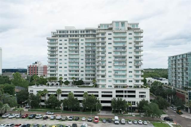 100 S Eola Drive #912, Orlando, FL 32801 (MLS #O5968840) :: Zarghami Group