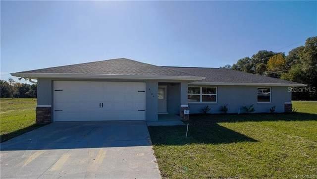 3494 W Wilburton Drive, Citrus Springs, FL 34433 (MLS #O5969214) :: Delgado Home Team at Keller Williams