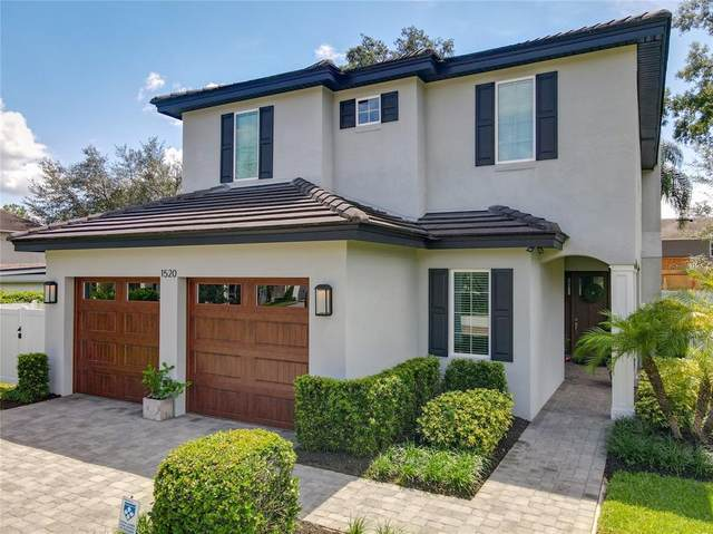 1520 Magnolia Avenue, Winter Park, FL 32789 (MLS #O5969244) :: Rabell Realty Group