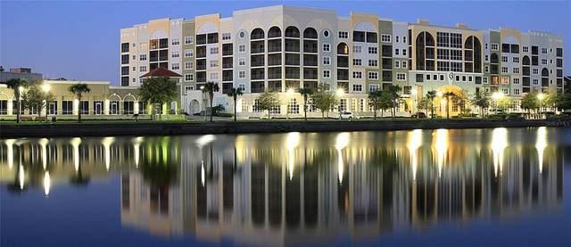 225 W Seminole Boulevard #414, Sanford, FL 32771 (MLS #O5969422) :: American Premier Realty LLC
