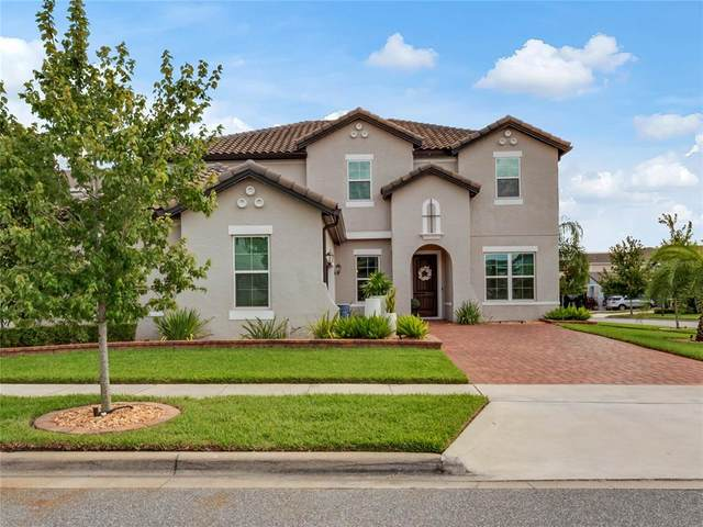 9225 Holliston Creek Place, Winter Garden, FL 34787 (MLS #O5969502) :: Team Turner