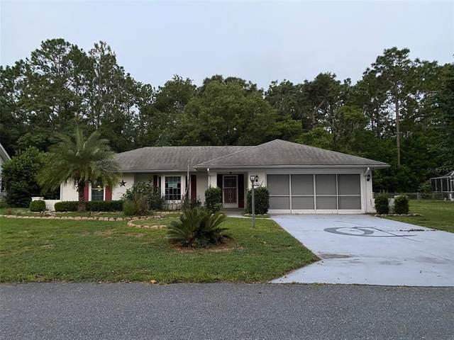 12 Linder Circle, Homosassa, FL 34446 (MLS #O5969679) :: Globalwide Realty