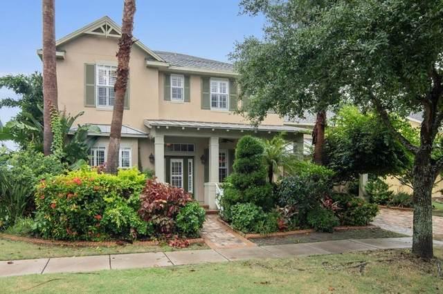 5241 Brighton Shore Drive, Apollo Beach, FL 33572 (MLS #O5969716) :: Orlando Homes Finder Team