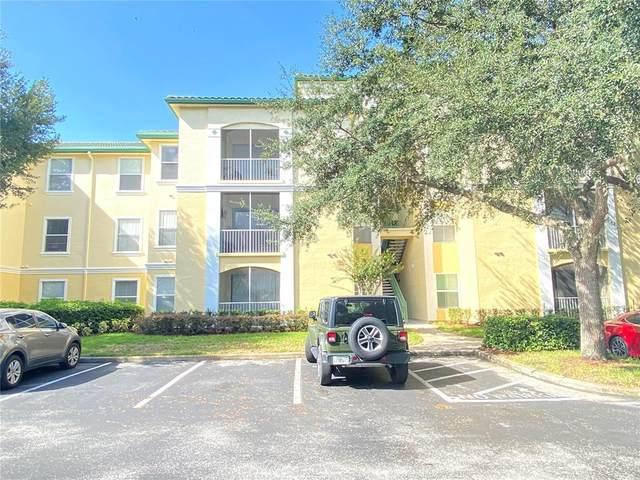 8836 Dunes Court #105, Kissimmee, FL 34747 (MLS #O5969813) :: Sarasota Home Specialists