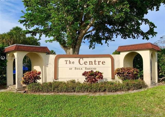23124 Barwood Park Lane D, Boca Raton, FL 33433 (MLS #O5969958) :: Zarghami Group