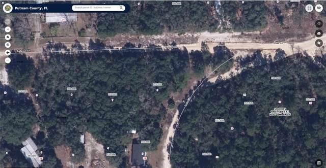 Tallpine Trail, Satsuma, FL 32189 (MLS #O5970066) :: Delgado Home Team at Keller Williams