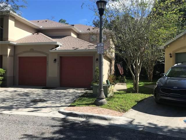 3675 Oakdale Circle #105, Oviedo, FL 32765 (MLS #O5970167) :: Cartwright Realty