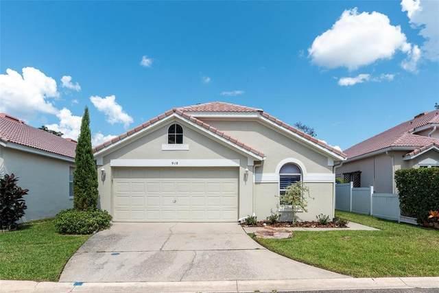 918 Torrey Pine Drive, Winter Springs, FL 32708 (MLS #O5970278) :: Zarghami Group