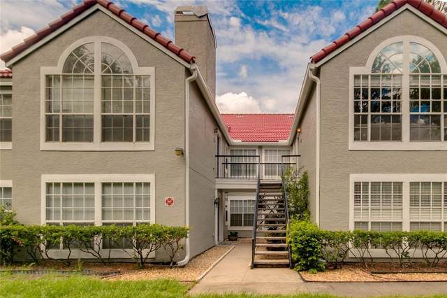 1149 Exceller Court #203, Casselberry, FL 32707 (MLS #O5970356) :: Zarghami Group