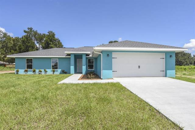 2115 W Paragon Lane, Citrus Springs, FL 34434 (MLS #O5970422) :: The Hustle and Heart Group