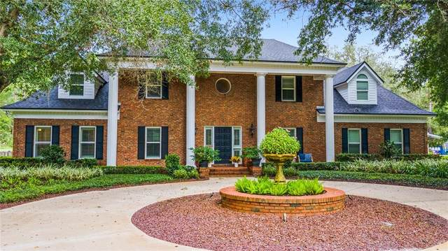 1780 Tangled Oaks Court, Lake Mary, FL 32746 (MLS #O5970513) :: Alpha Equity Team