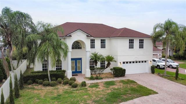 14014 San Mateo Court, Orlando, FL 32837 (MLS #O5970550) :: Zarghami Group