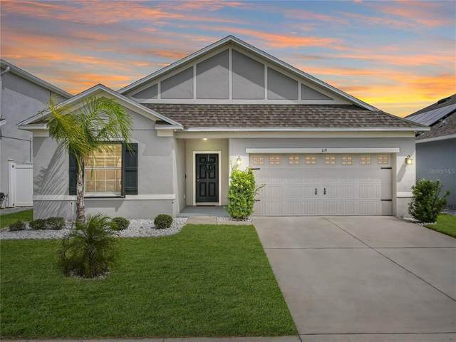 119 Cambria Grove Circle, Davenport, FL 33837 (MLS #O5970553) :: The Curlings Group