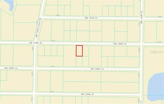 SW 108TH Street, Dunnellon, FL 34432 (MLS #O5970554) :: Sarasota Gulf Coast Realtors