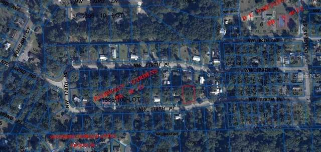 23248 NW 178TH Place, High Springs, FL 32643 (MLS #O5970652) :: Delgado Home Team at Keller Williams