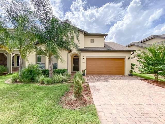 1262 Fountain Coin Loop, Orlando, FL 32828 (MLS #O5970785) :: Zarghami Group