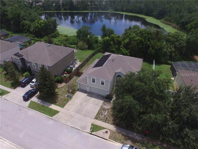 540 Yellow Tail Place, Chuluota, FL 32766 (MLS #O5970848) :: The Curlings Group