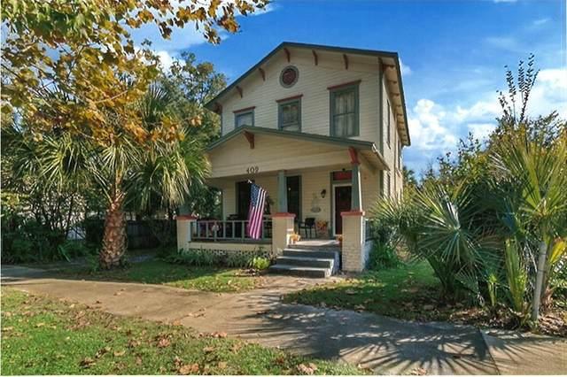 409 S Palmetto Avenue, Sanford, FL 32771 (MLS #O5970870) :: The Hustle and Heart Group