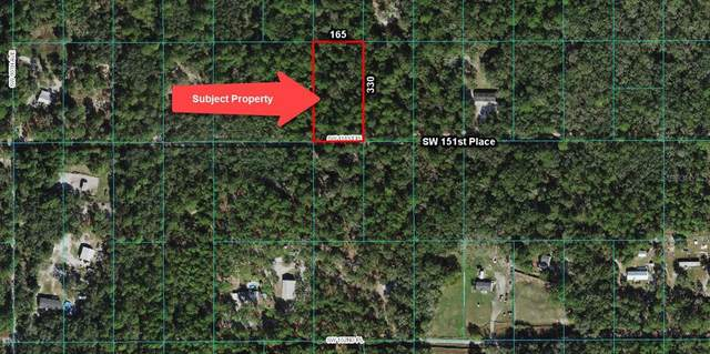 9321 SW 151 Place, Dunnellon, FL 34432 (MLS #O5970977) :: Team Turner