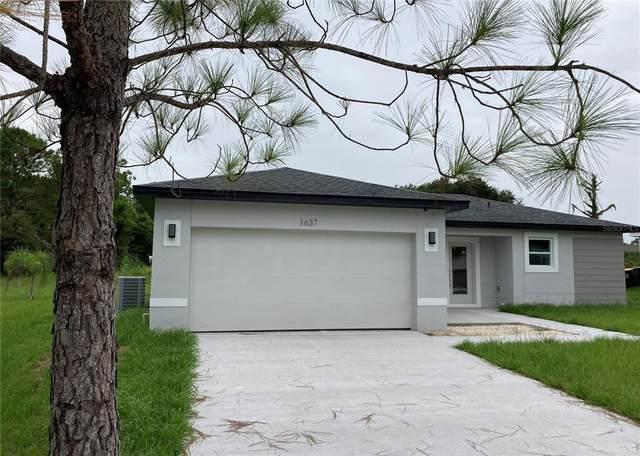 1637 Sail Drive, Poinciana, FL 34759 (MLS #O5971086) :: The Nathan Bangs Group