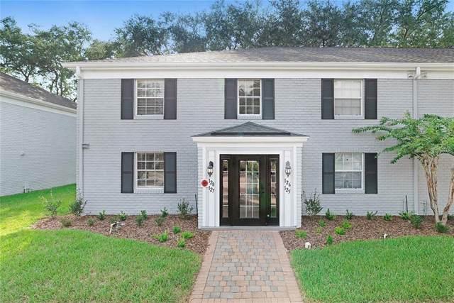 127 Lewfield Circle #127, Winter Park, FL 32792 (MLS #O5971364) :: Zarghami Group