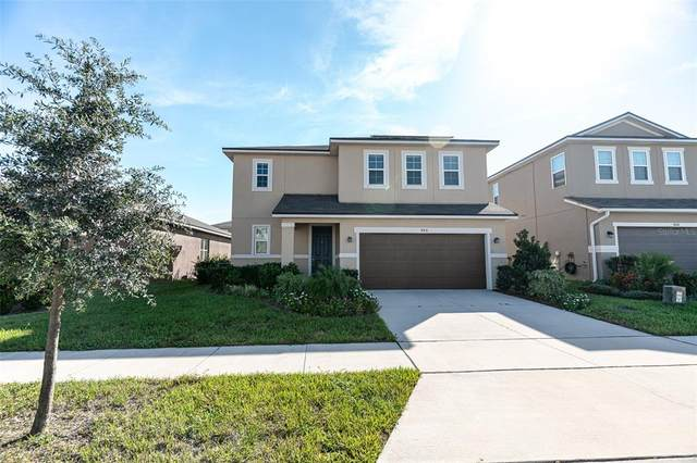 846 Landmark Hills Drive, Haines City, FL 33844 (MLS #O5971379) :: Vivian Gonzalez   Ocean Real Estate Group, LLC