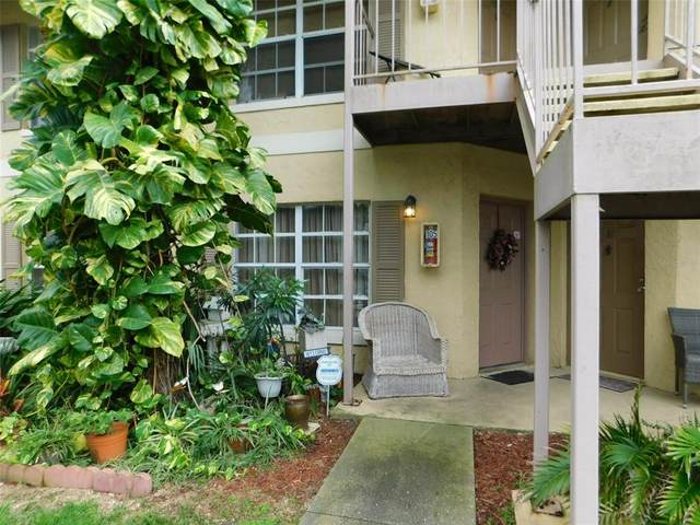 3651 N Goldenrod Road #105, Winter Park, FL 32792 (MLS #O5971460) :: Sarasota Gulf Coast Realtors