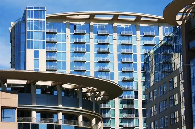 155 S Court Avenue #1214, Orlando, FL 32801 (MLS #O5971465) :: Zarghami Group
