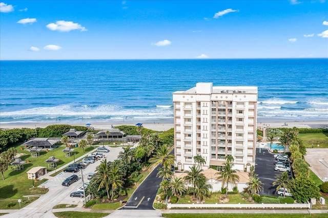 2195 Hwy A1a #301, Indian Harbour Beach, FL 32937 (MLS #O5971501) :: Pristine Properties