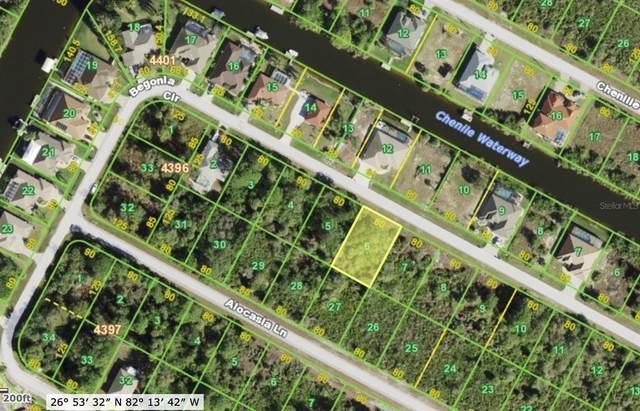 13655 Begonia Circle, Port Charlotte, FL 33981 (MLS #O5971524) :: Gate Arty & the Group - Keller Williams Realty Smart