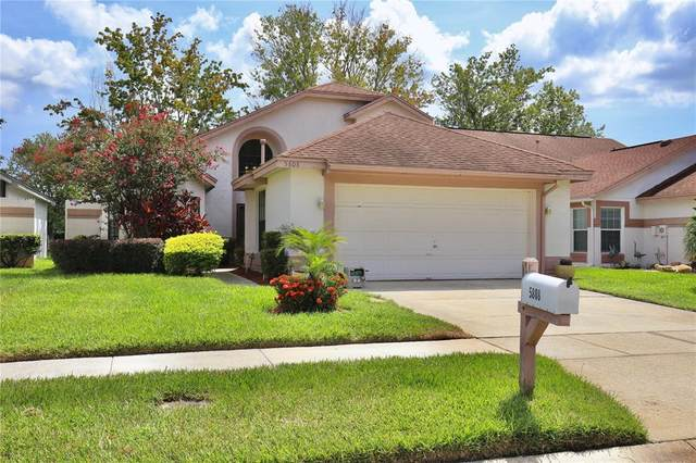 5808 Parkview Point Drive, Orlando, FL 32821 (MLS #O5971553) :: The Hesse Team