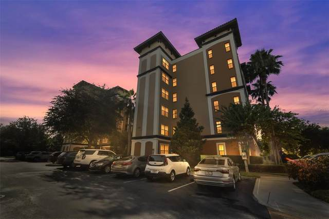 12556 Floridays Resort Drive #304, Orlando, FL 32821 (MLS #O5971579) :: The Hesse Team