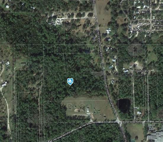 NE 145TH Avenue, Silver Springs, FL 34488 (MLS #O5971591) :: The Paxton Group