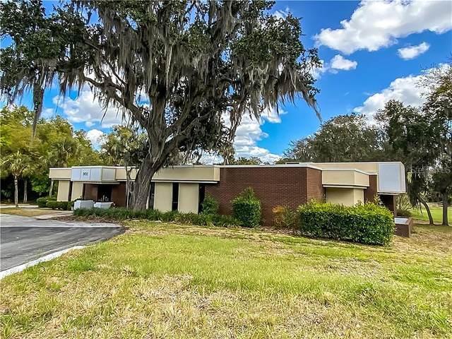 901 N Grove Street, Eustis, FL 32726 (MLS #O5971592) :: Expert Advisors Group