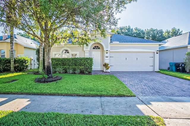 10087 Shadow Creek Drive, Orlando, FL 32832 (MLS #O5971634) :: The Curlings Group