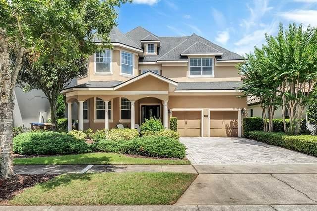 7813 Palmilla Court, Reunion, FL 34747 (MLS #O5971708) :: Your Florida House Team