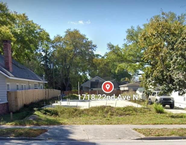 1718 22ND Avenue N, St Petersburg, FL 33713 (MLS #O5971941) :: Delgado Home Team at Keller Williams