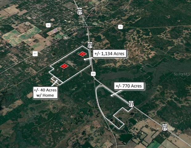 Hwy 27, Chiefland, FL 32626 (MLS #O5972248) :: Rabell Realty Group