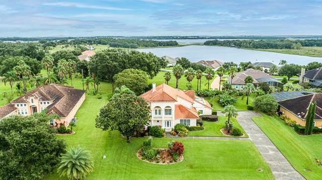 16727 Royal Palm Drive, Groveland, FL 34736 (MLS #O5972416) :: The Hustle and Heart Group