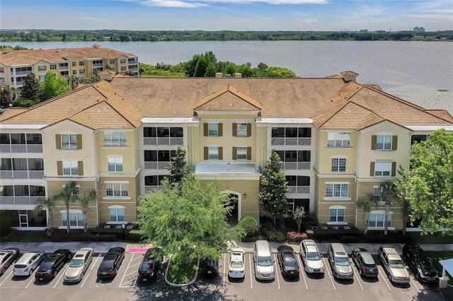 3362 Robert Trent Jones Drive #20207, Orlando, FL 32835 (MLS #O5972560) :: The Robertson Real Estate Group