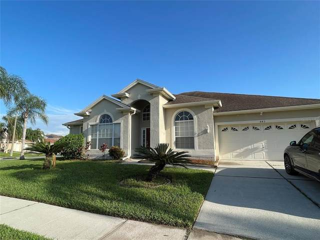 443 Thunder Gulch Court, Orlando, FL 32824 (MLS #O5972583) :: Bridge Realty Group