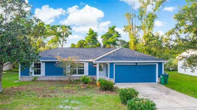 550 Gondolier Terrace, Deltona, FL 32725 (MLS #O5972591) :: Lockhart & Walseth Team, Realtors