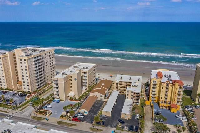 3805 S Atlantic Avenue #10, Daytona Beach Shores, FL 32118 (MLS #O5972624) :: The Heidi Schrock Team