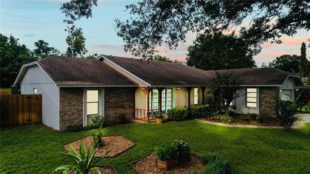 1040 Yellow Rose Drive, Orlando, FL 32818 (MLS #O5972666) :: Zarghami Group