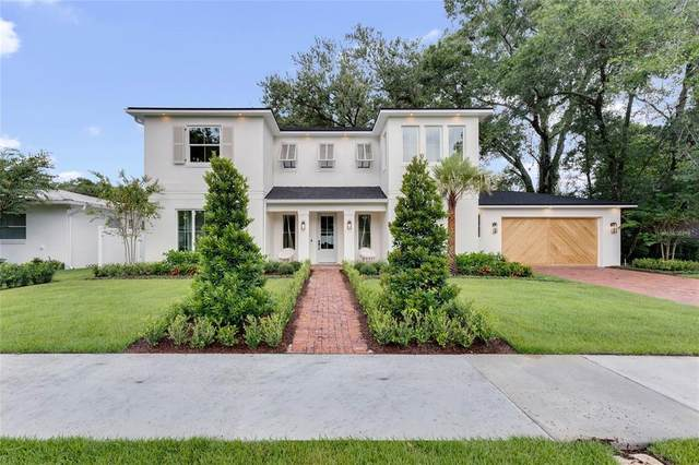 1610 Wycliff Drive, Orlando, FL 32803 (MLS #O5972886) :: Zarghami Group