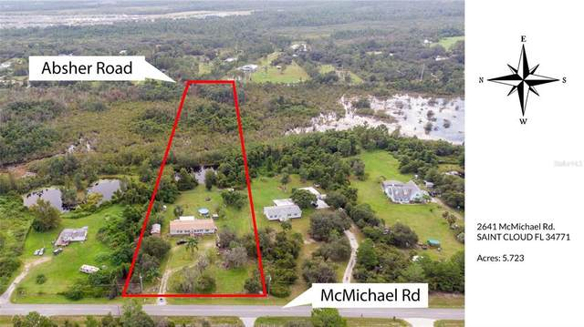 2641 Mcmichael Road, Saint Cloud, FL 34771 (MLS #O5973005) :: Vacasa Real Estate
