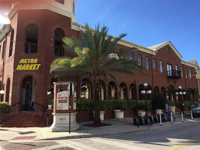 2010 E Palm Avenue #14215, Tampa, FL 33605 (MLS #O5973013) :: Zarghami Group